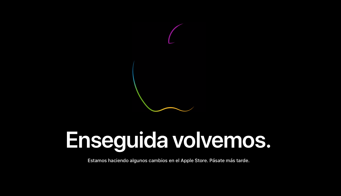 Apple Store online estudiantes