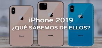 ¿Qué sabemos del iPhone 11? Recopilamos todos los rumores hasta el momento