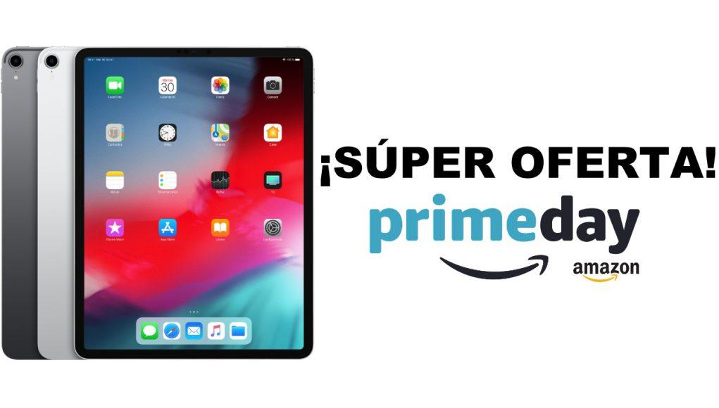 oferta ipad pro amazon prime day