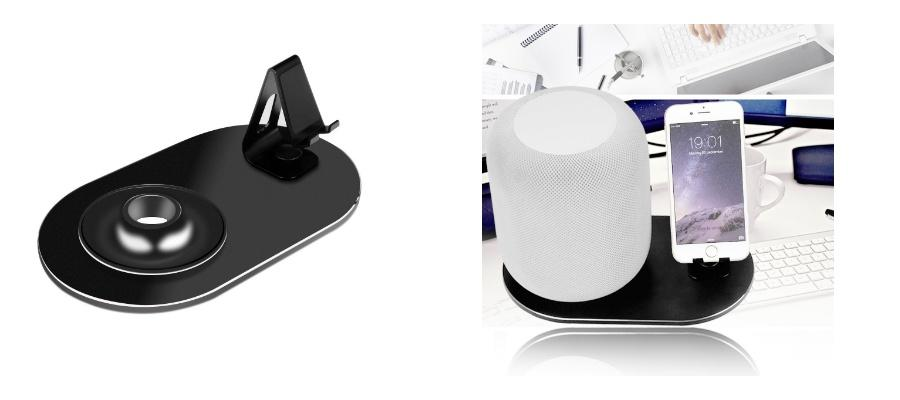 soportes homepod baratos