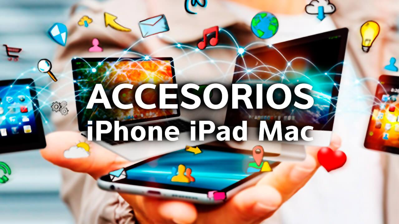 Accesorios baratos iPhone iPad Mac 3