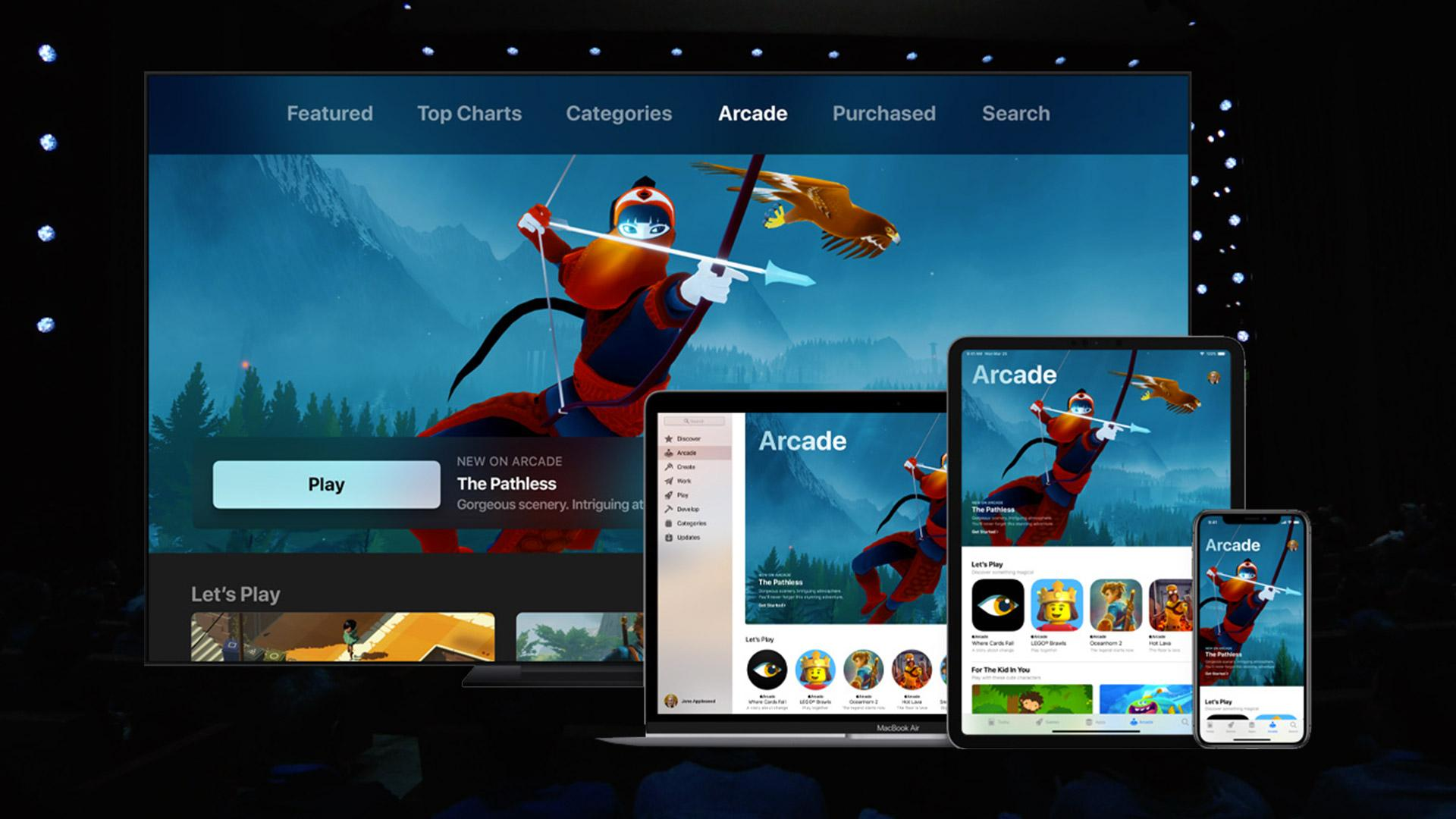 Estos son todos los juegos que se incorporan en Apple Arcade
