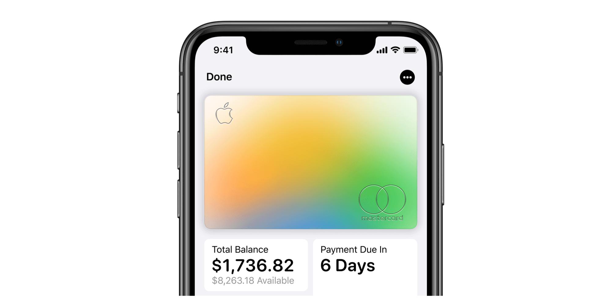 Llegó la tarjeta de crédito de Apple a Estados Unidos