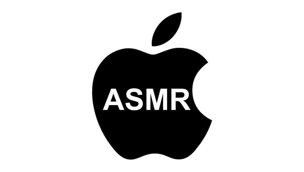 apple asmr