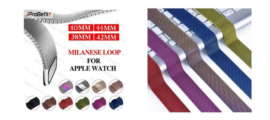 correas baratas para apple watch