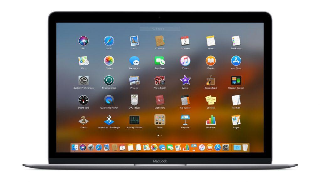 eliminar aplicaciones mac