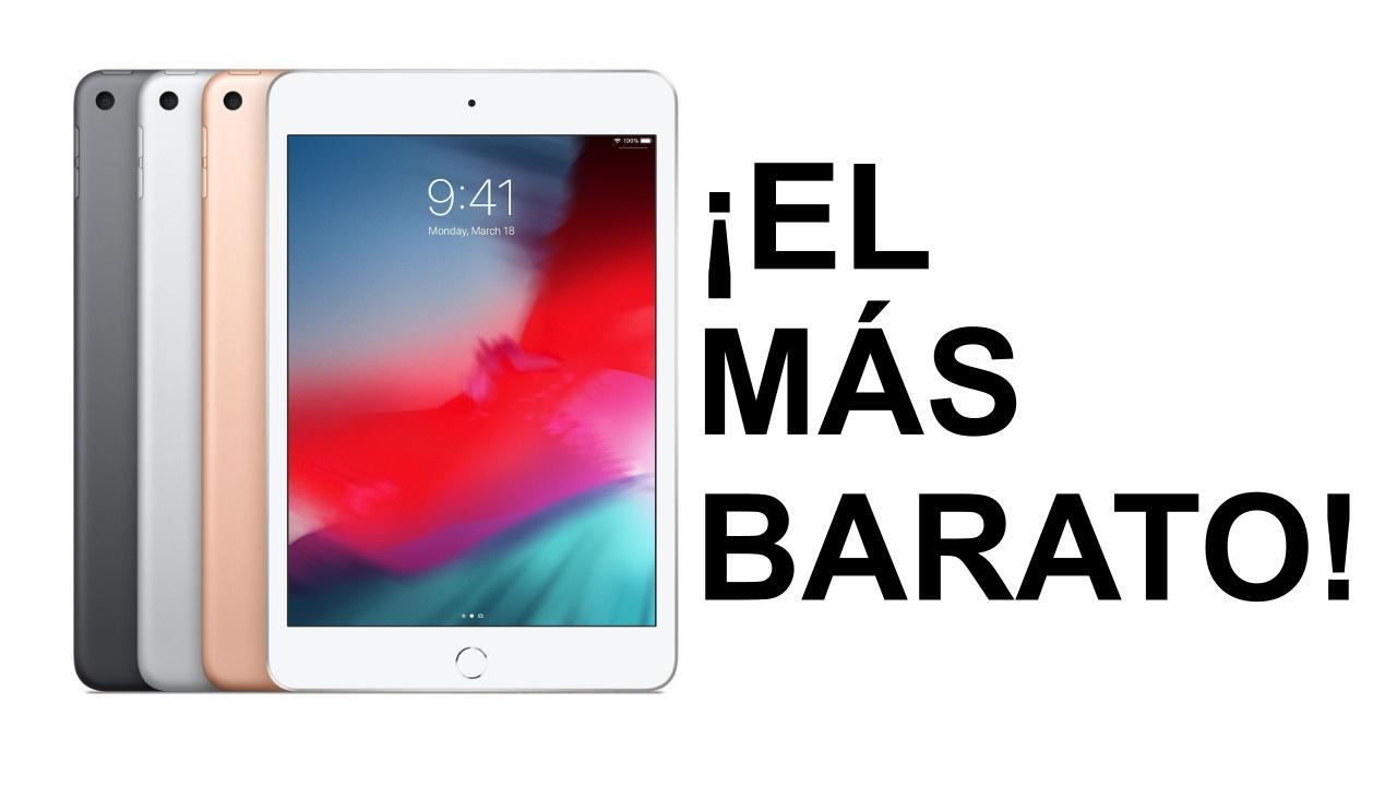 iPad barato oferta