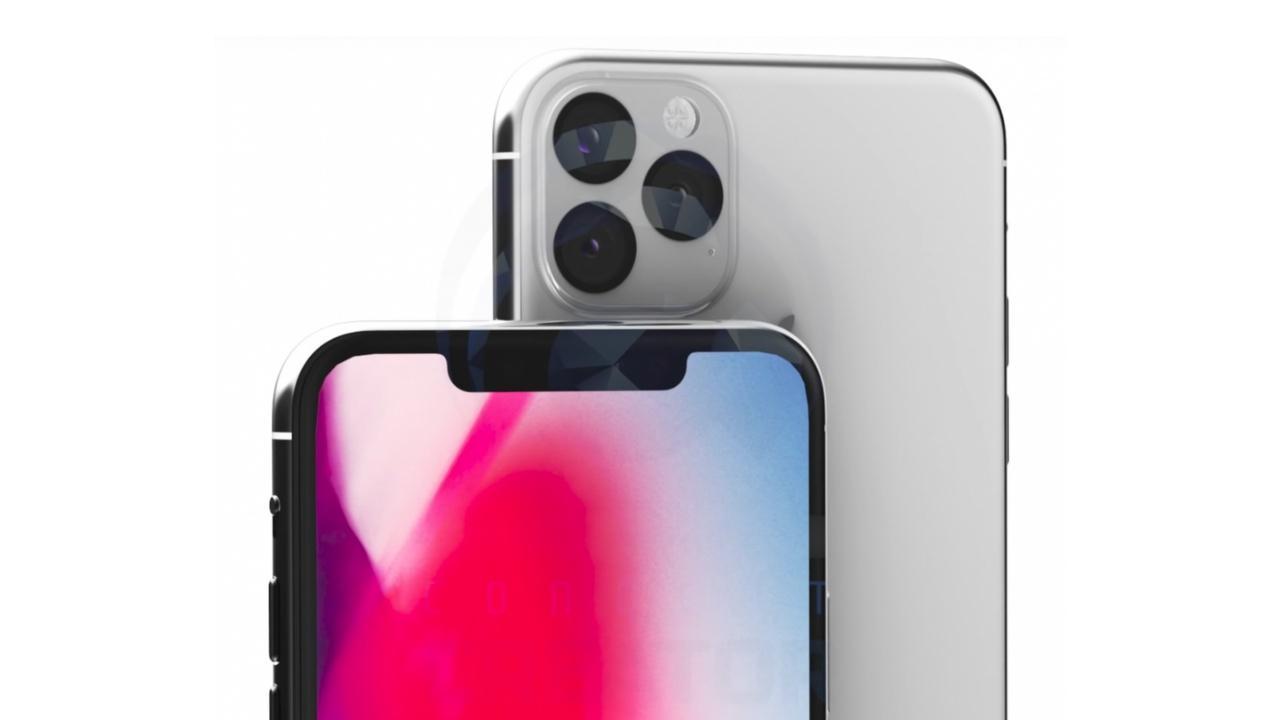 iPhone 11 concepto
