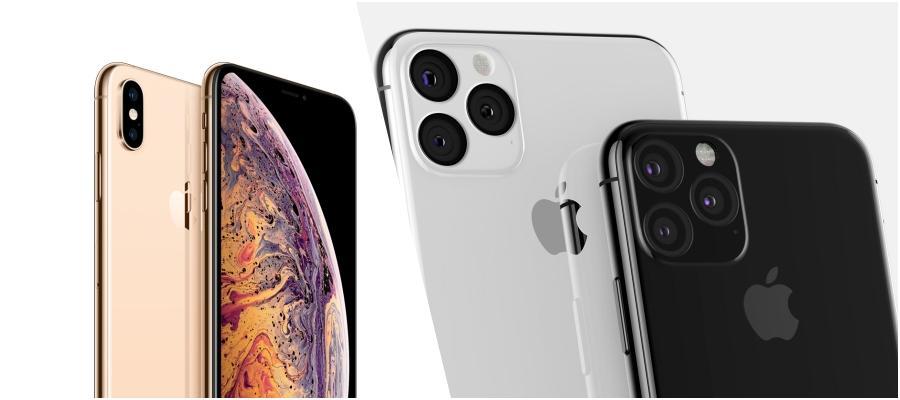 iPhone XS iPhone 11
