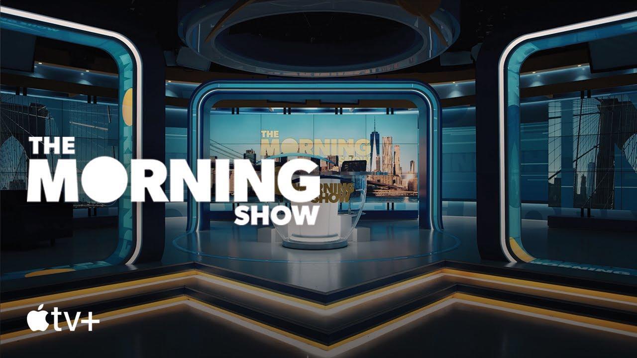 Apple publica el avance de 'The Morning Show' para Apple TV+