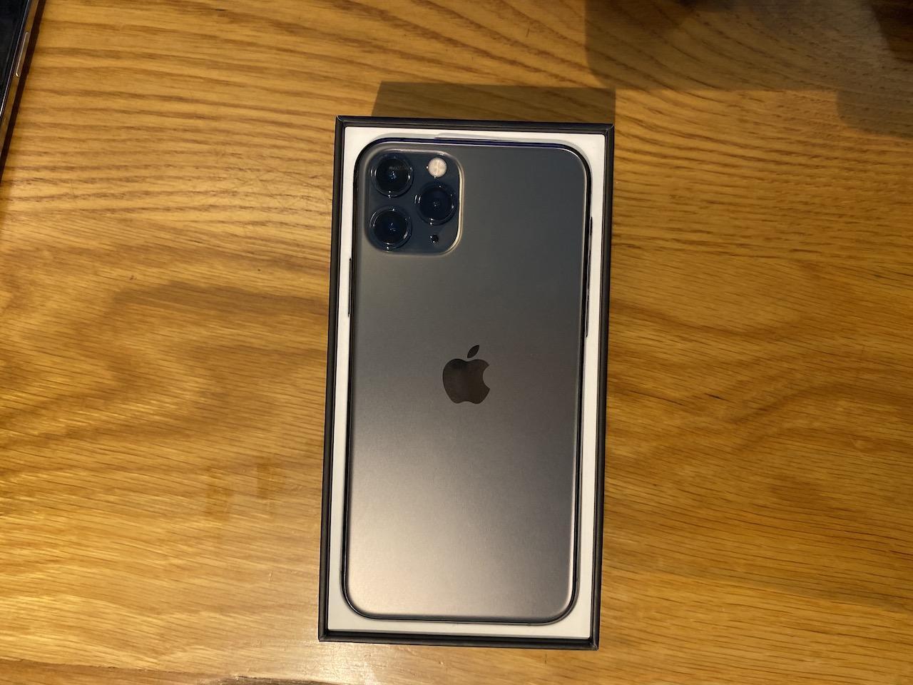 Unboxing y primeras impresiones del nuevo iPhone 11 Pro