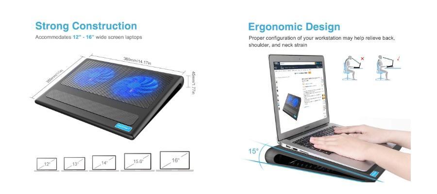 base refrigeracion macbook