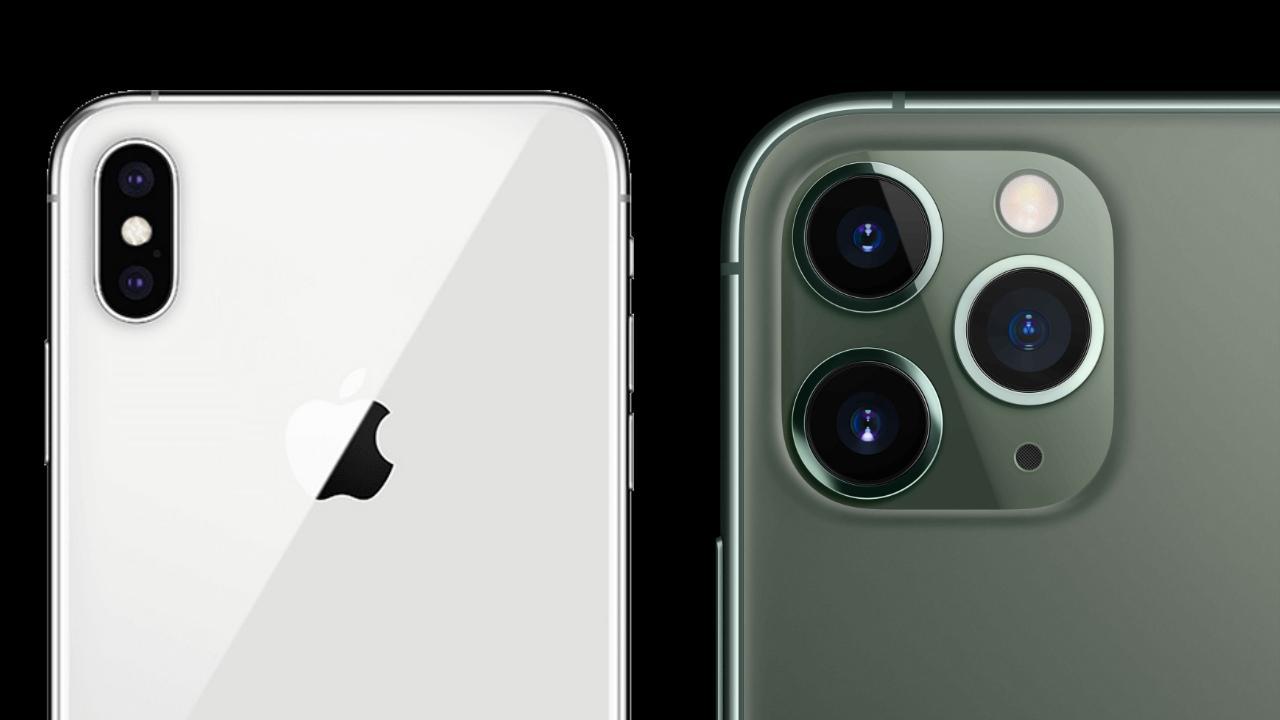 No, el iPhone 11 Pro no es el único en poder grabar con dos cámaras, también los iPhone 11, XS y XR