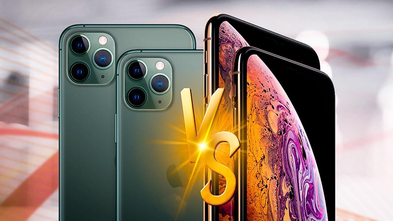 Similitudes y diferencias entre el nuevo iPhone 11 Pro y el iPhone XS