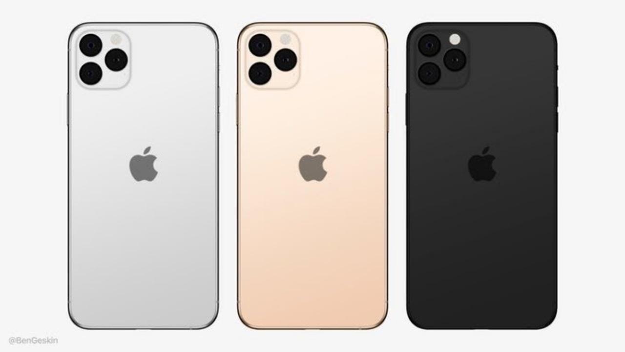 nuevos iphone 11