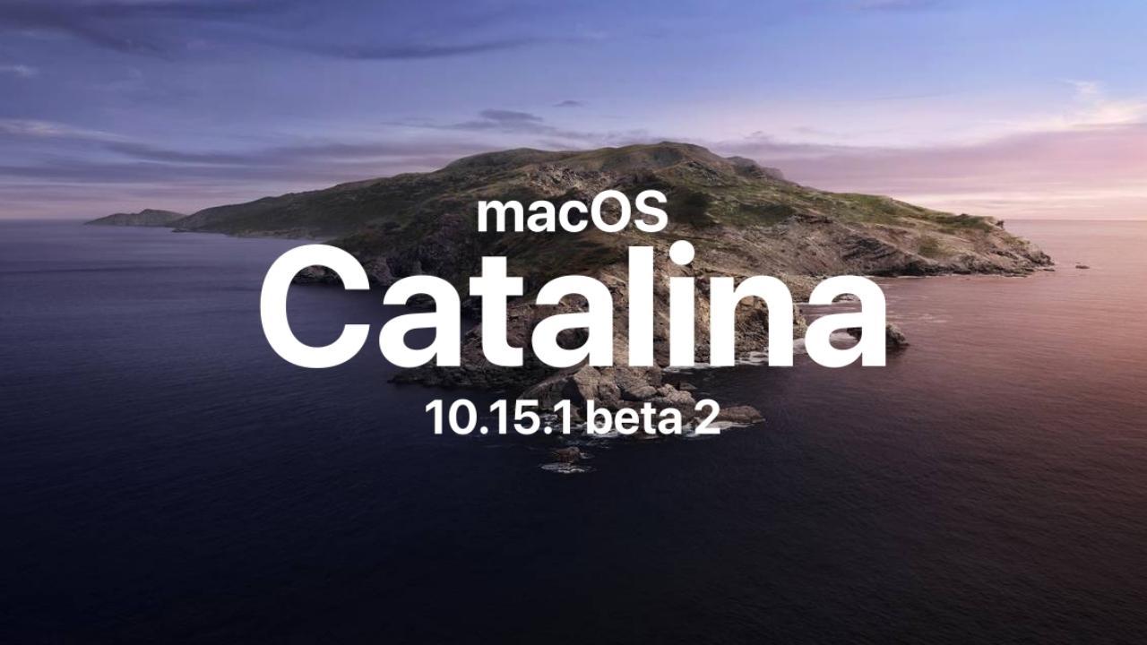 MacOS Catalina 10.15: n toinen beeta.1: uutiset ja asennusohjeet 1