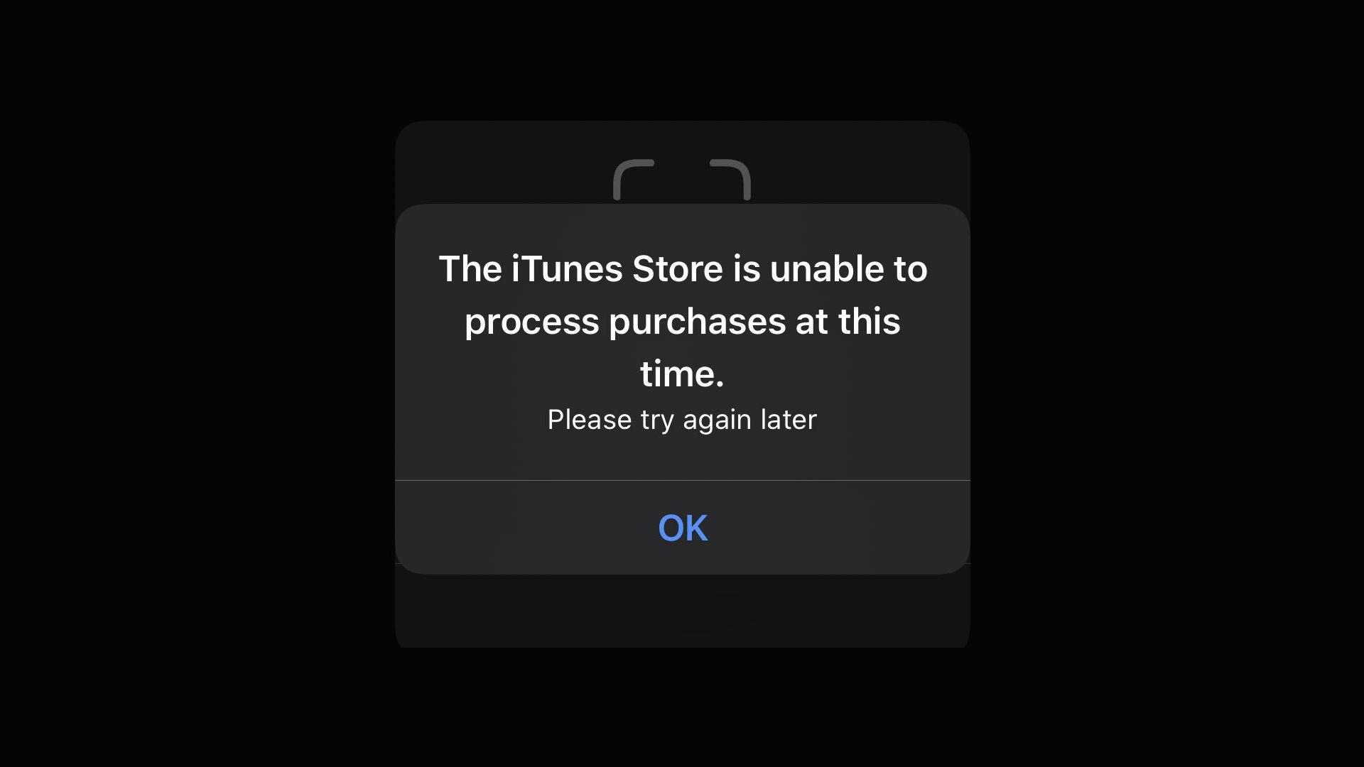 iTunes-Store-error