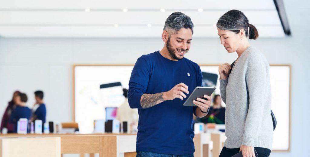 soporte tecnico apple store