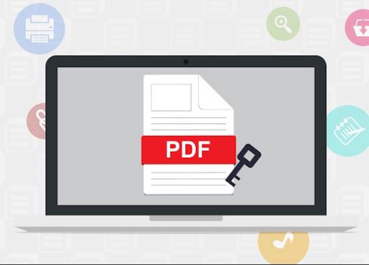 Proteger PDF con contraseña