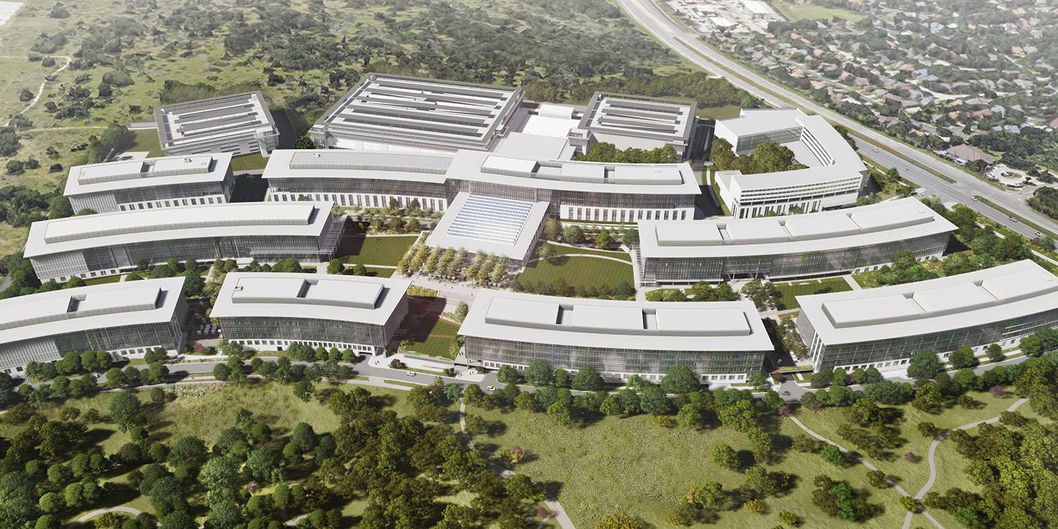 Apple Campus Austin Texas