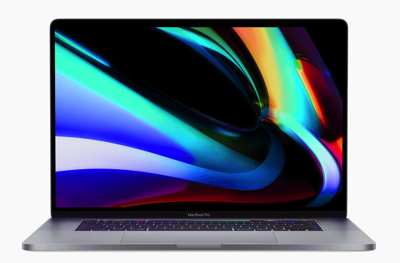 Apple presenta la MacBook Pro de 16 pulgadas