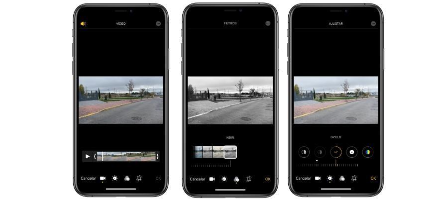 editar videos ios iphone ipad