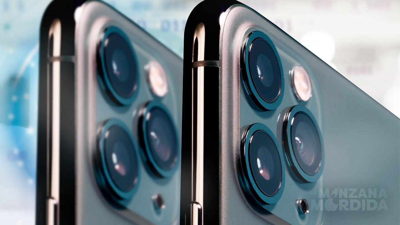 iphone 11 pro camaras