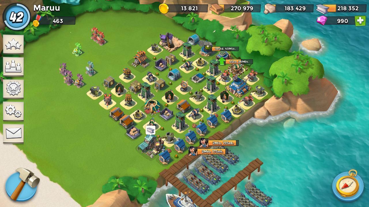 Boom Beach iOS