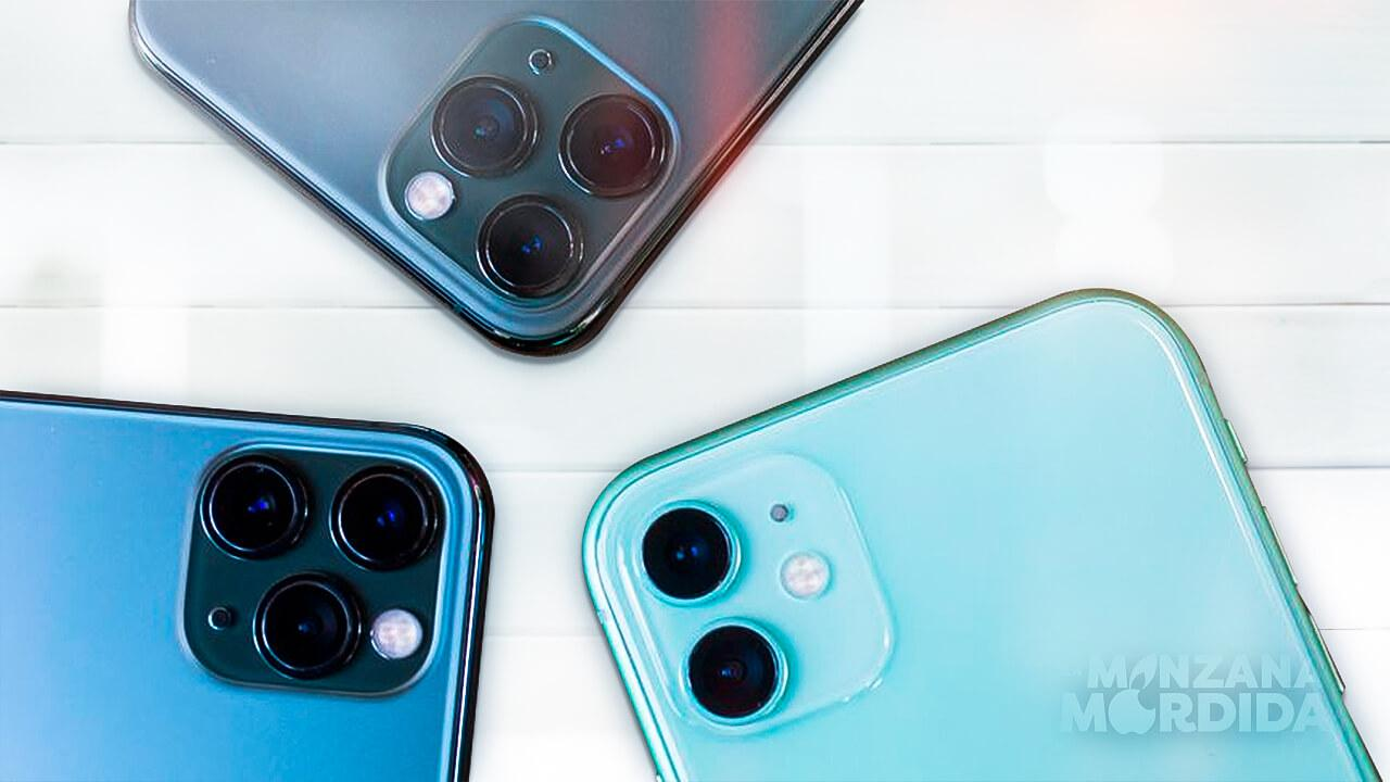 los nuevos iphone 11 iphone 11 pro