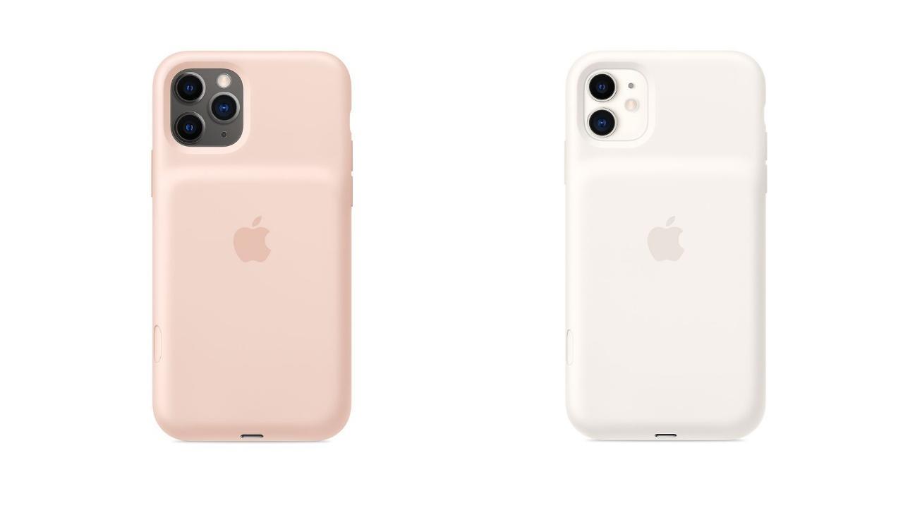 Apple lanza de manera oficial las Smart Battery Case para los iPhone 11 y 11 Pro