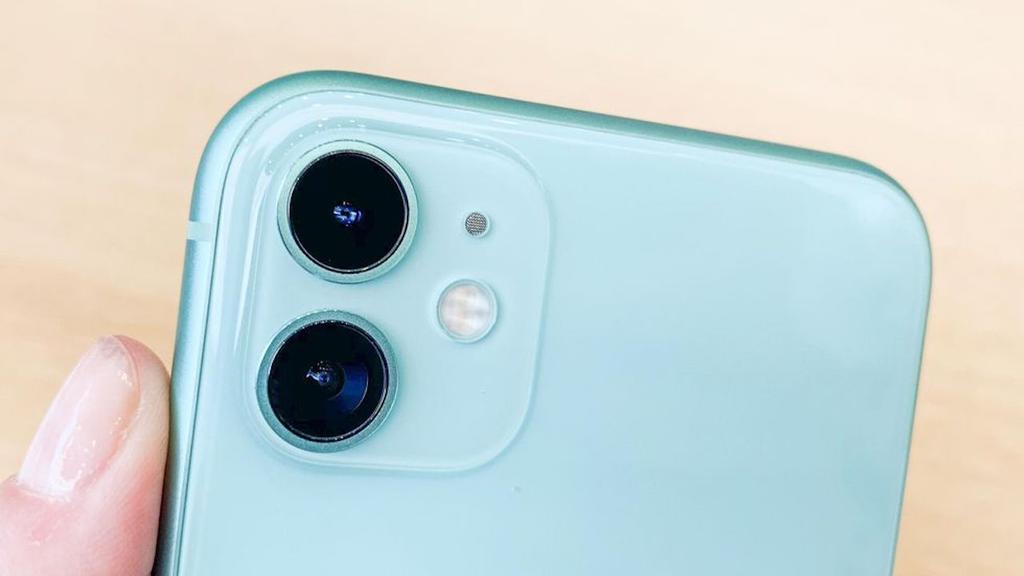 Cámara iPhone 11