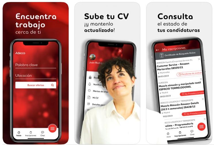 Adecco iOS