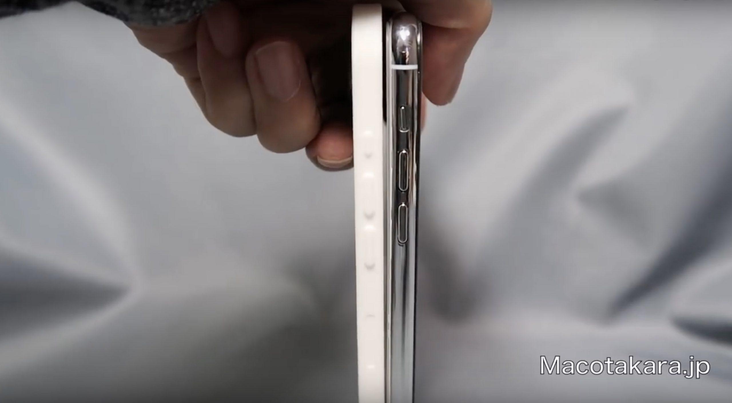 iPhone 12 maqueta