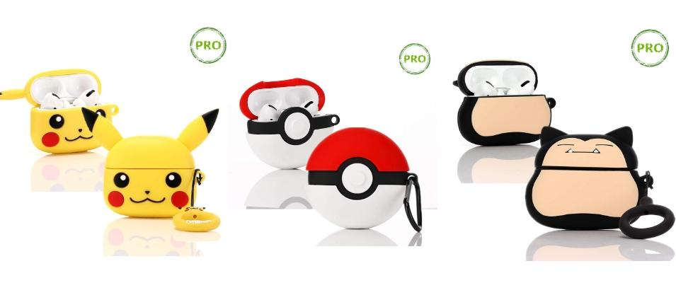 fundas pokemon airpods pro