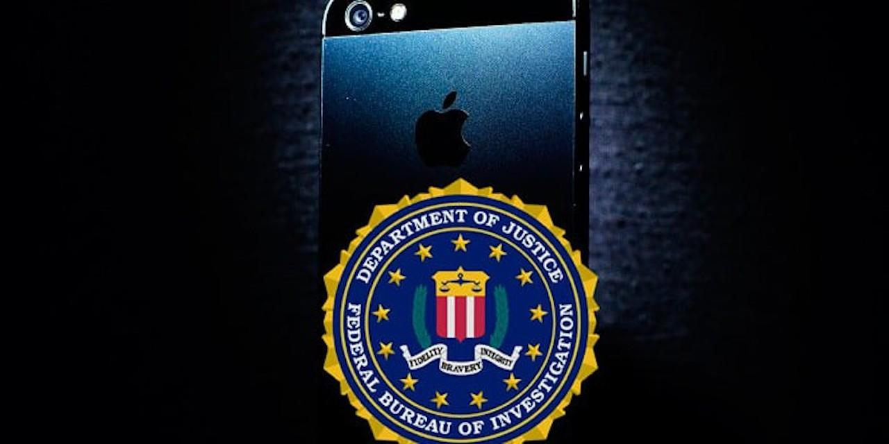 iPhone FBI
