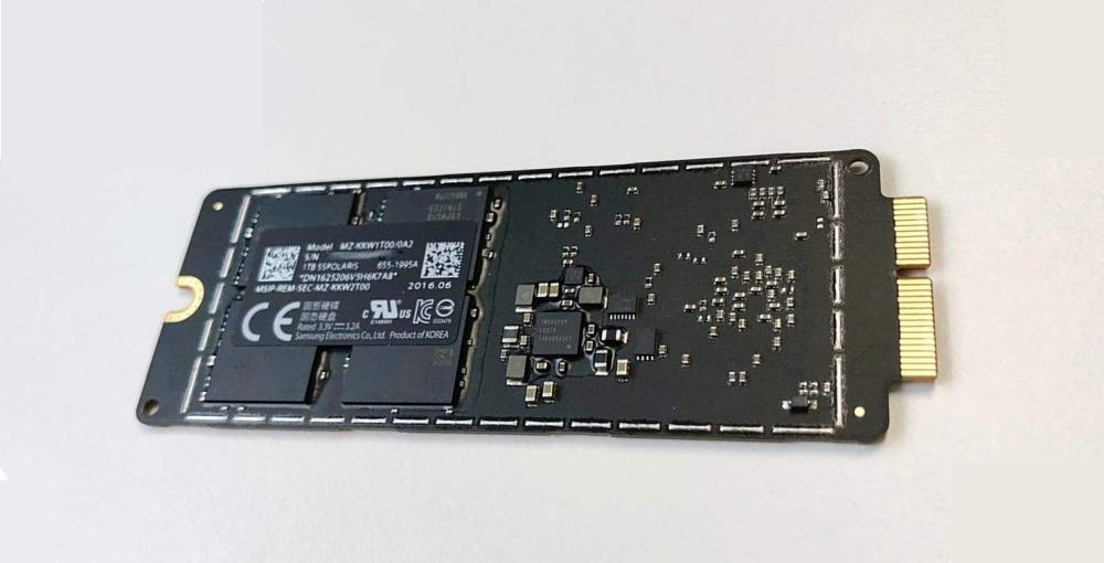 SSD Mac