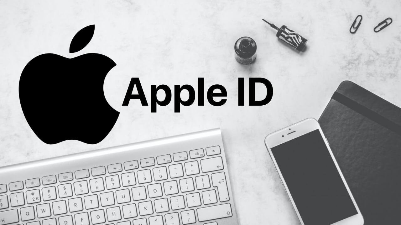 Cómo cambiar ID de Apple: cuenta de correo, teléfono y/o contraseña