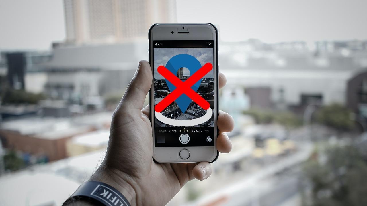 desactivar ubicacion fotos iphone