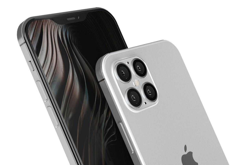 Render del iPhone 12