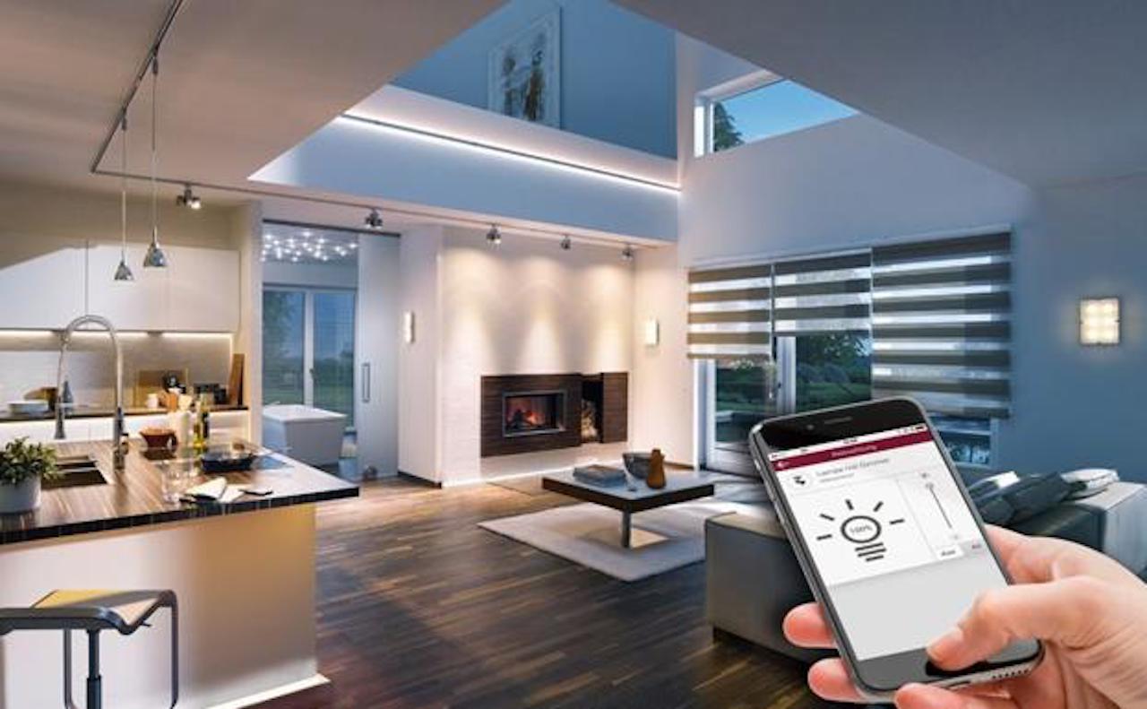 hogar inteligente domótica