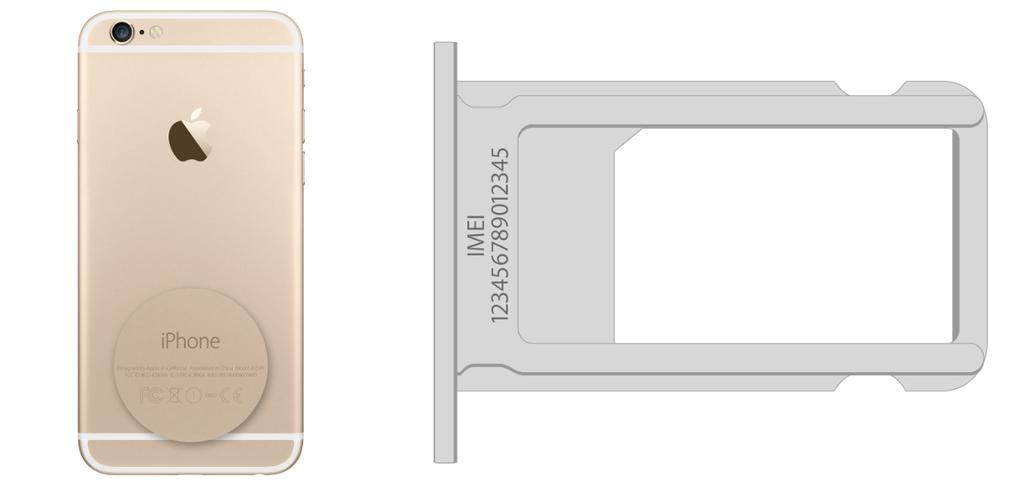 Cómo localizar el IMEI de un iPhone