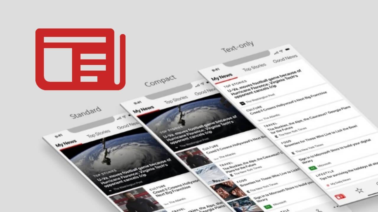 app leer noticias iphone
