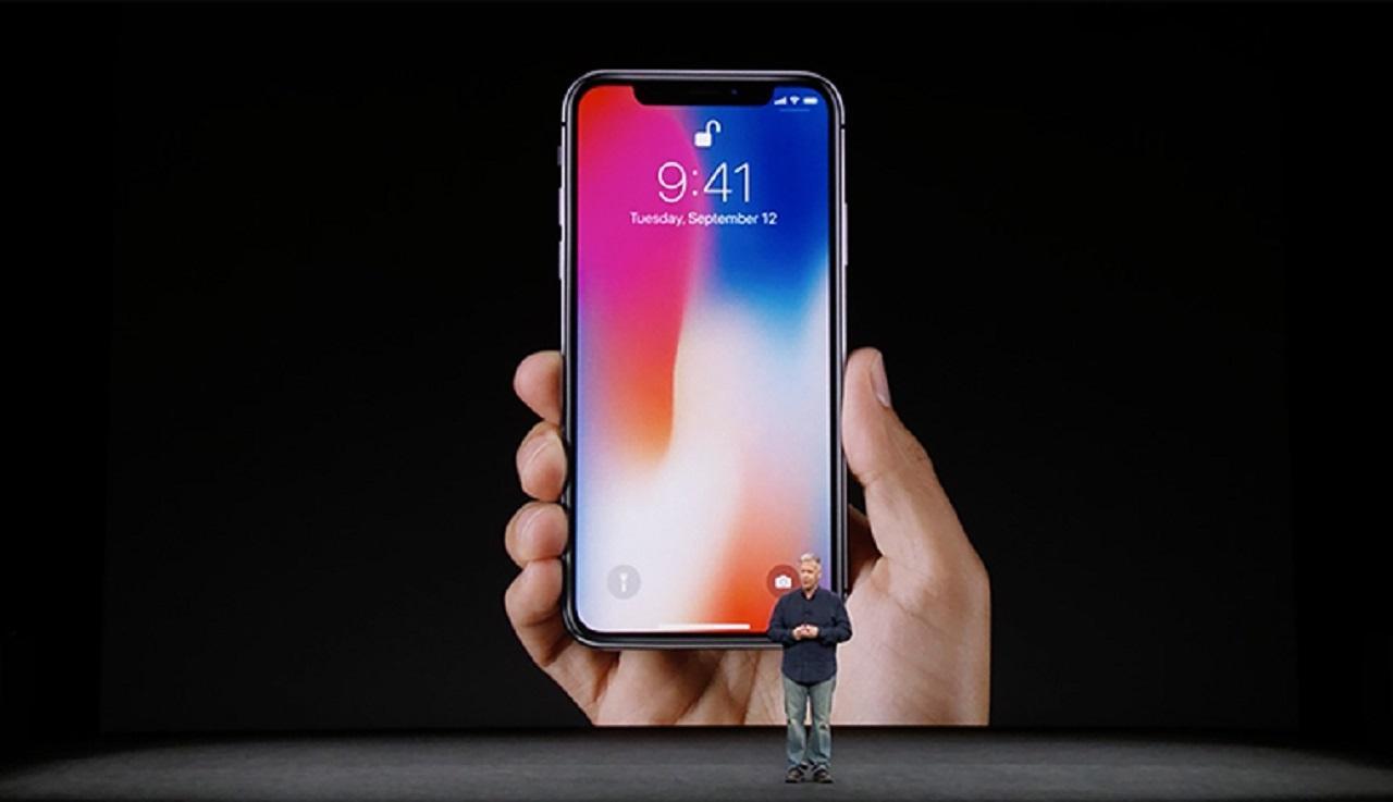 iPhone X presentación