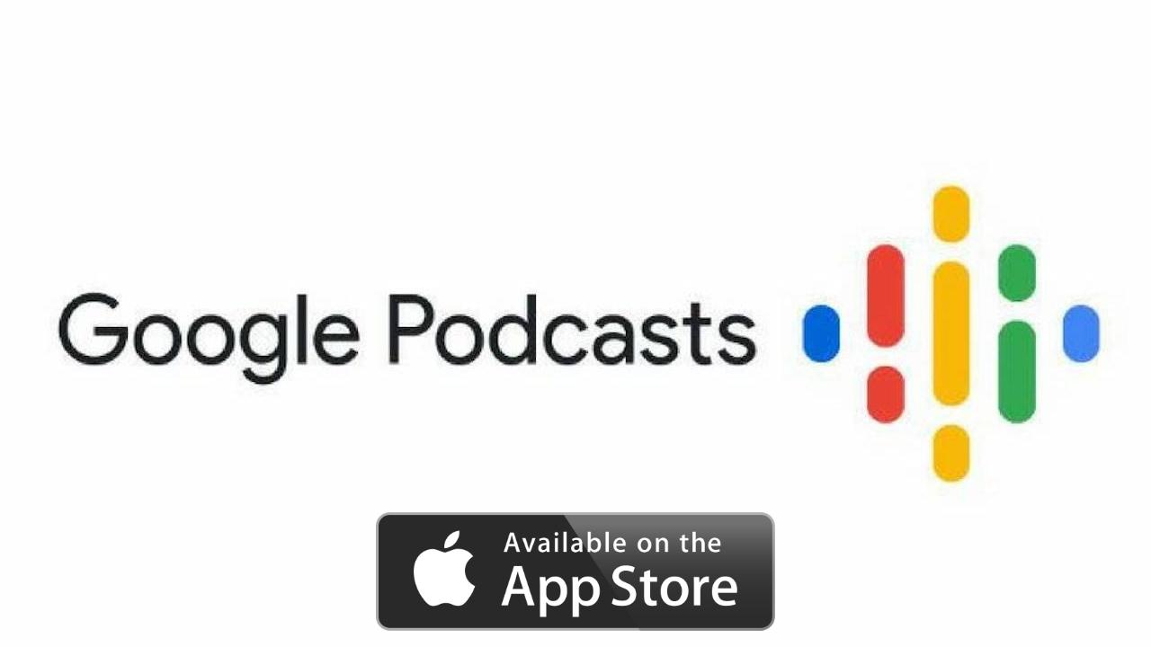 google podcast ios