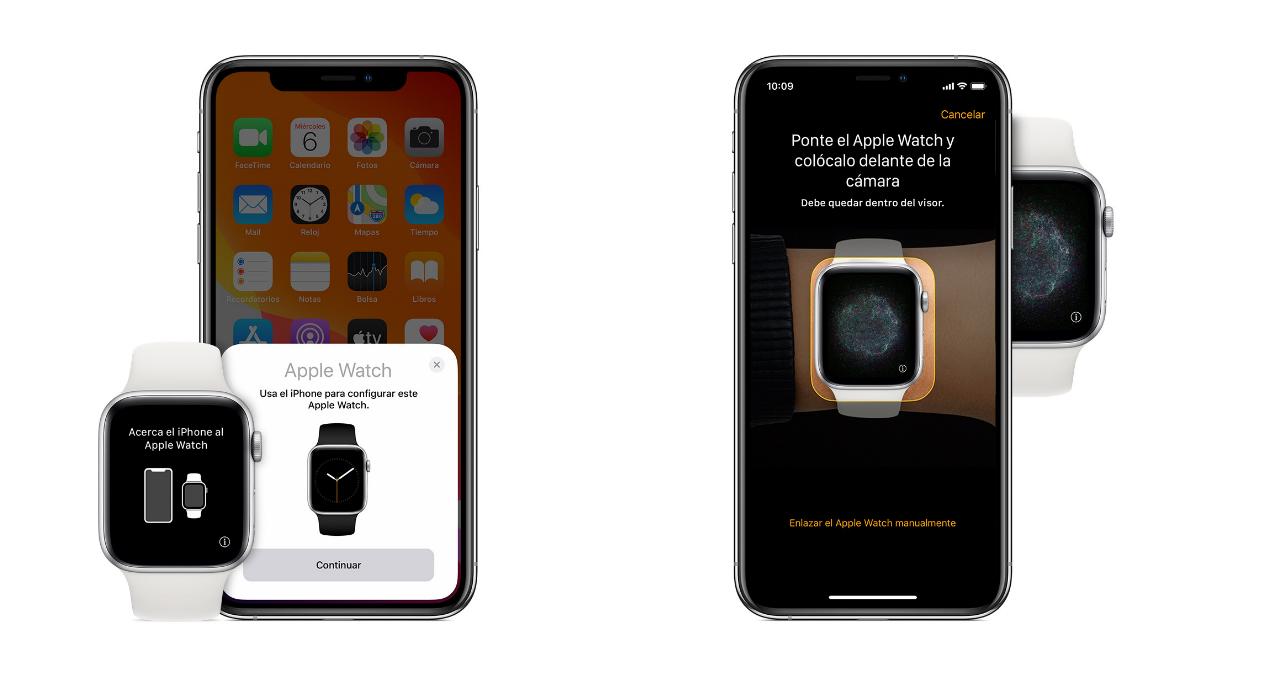 Configurar Apple Watch