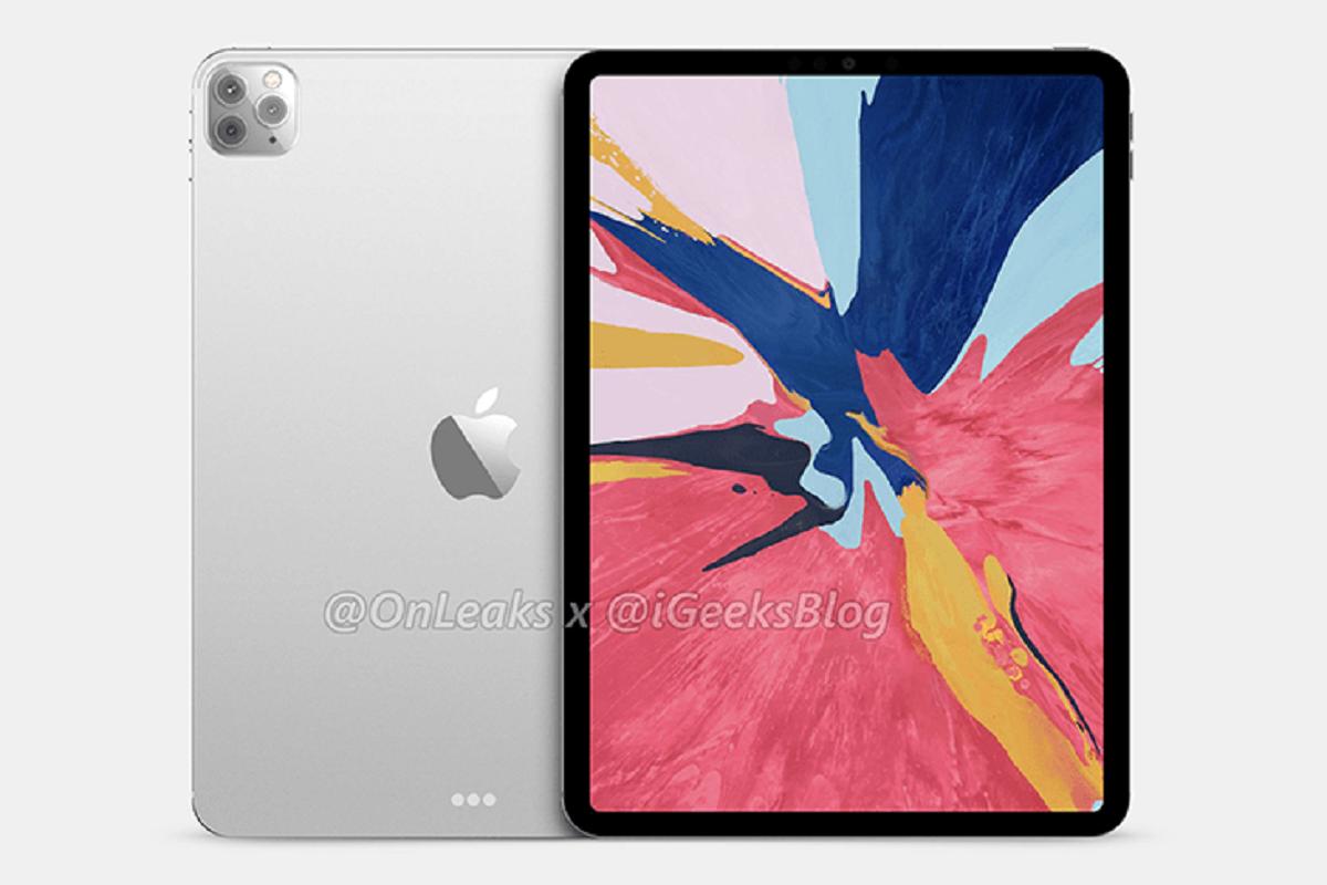 Llega el nuevo iPad Pro, con dos cámaras y soporte para trackpad