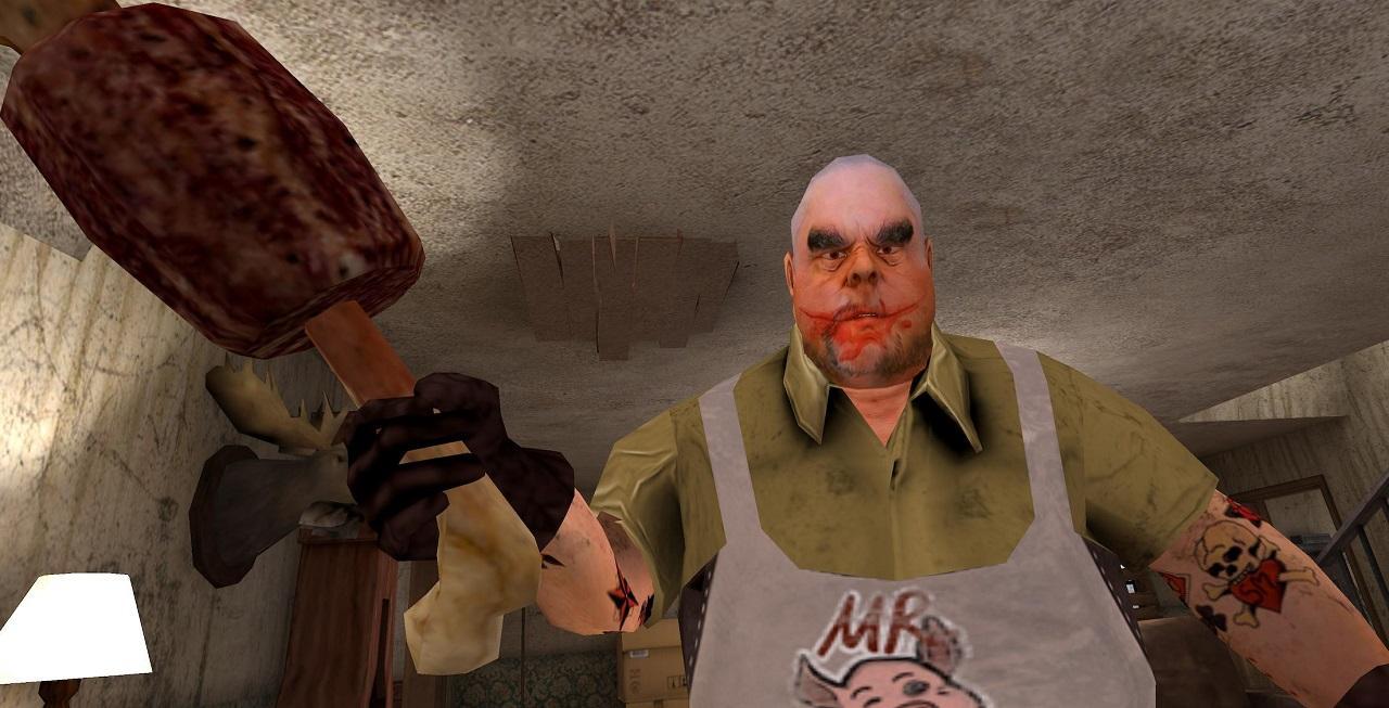 Mr. Meat: kauhupakohuone