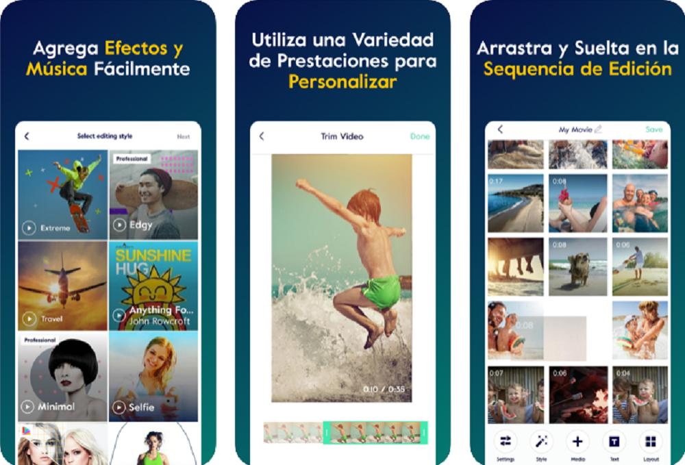Magisto iOS
