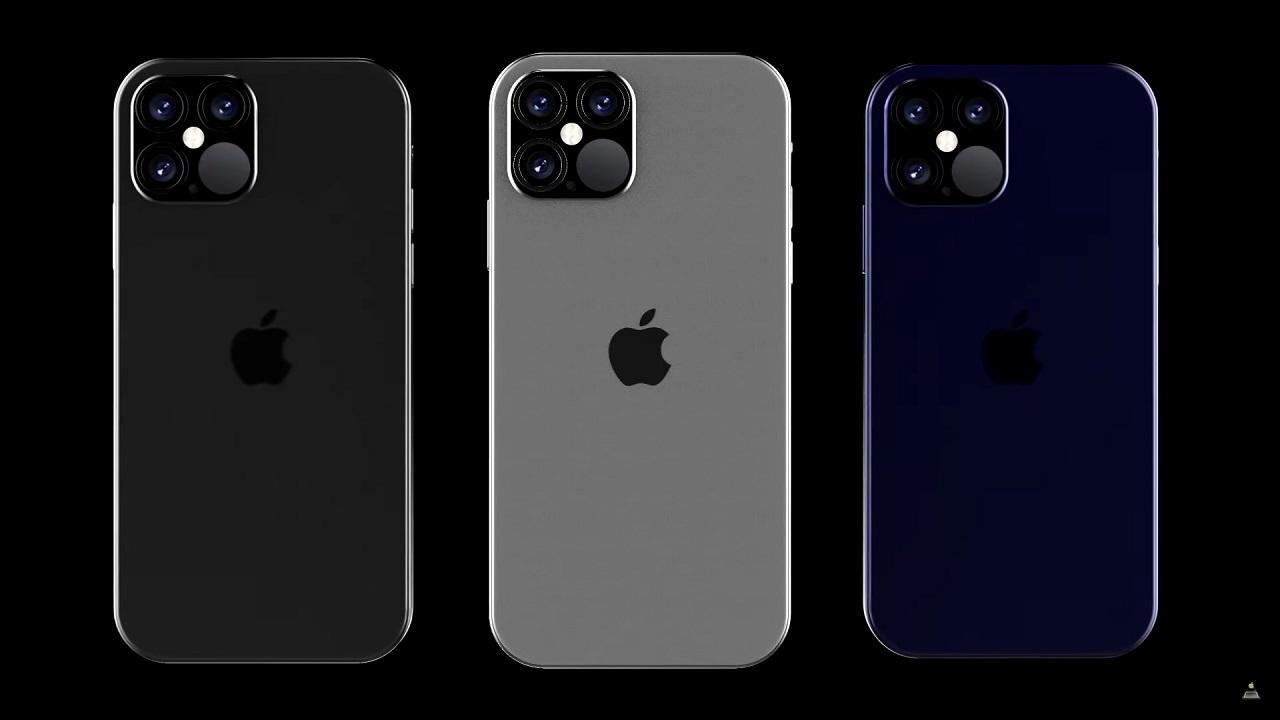 Concepto iPhone 12