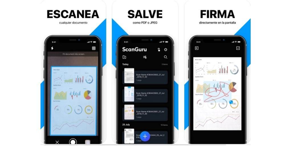 Escaner App